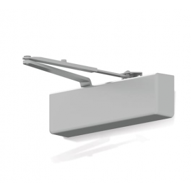 Falcon SC71A SS/HO Door Closer with Heavy Duty Springstop Hold Open Parallel Arm