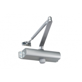Yale YDC201 Economy Multi-Sized (1-4) Door Closer- Non-Hold Open
