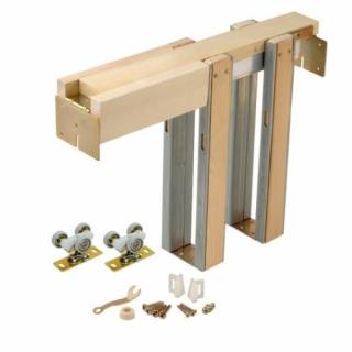 "Johnson 1500HD Series Pocket Door Frame Kit 28""- 152468HD"