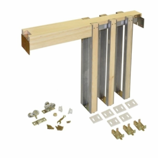 "Johnson 1500HD Series Pocket Door Frame Kit 42""- 153668HD"