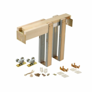 "Johnson 1500HD Series Pocket Door Frame Kit 36""- 153080HD"