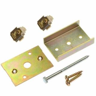 Johnson 1555PPK3 Converging Pocket Door Connector