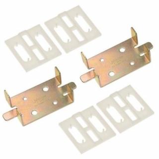 """Johnson 1-3/4"""" Door Adapter Kit 1575PPK3"""