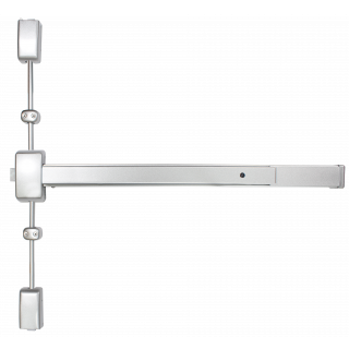 Cal-Royal 2260V Series Grade 1 Surface Vertical Rod Exit Device