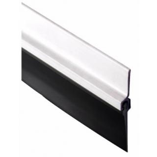 Pemko 307AV  Door Bottom Sweep, With Vinyl Insert