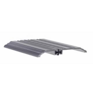 "Pemko 252x3AFG Thermal Barrier Threshold - 1/2"" x 5-1/8"" Mill Finish Aluminum"