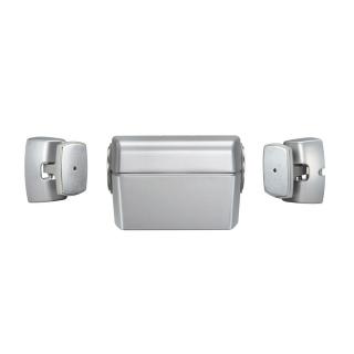 Rixson 981M Electromagnetic Door Holder/Release - Back-to-Back Doors, Floor Mount