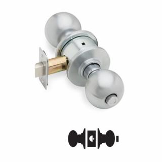Schlage A30D Grade 2 Patio Knob Lock