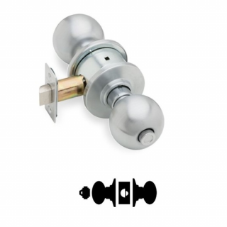 Schlage A70PD Grade 2 Classroom Knob Lock