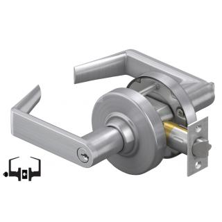 Schlage AL80PD Grade 2 Commercial Storeroom Lever Lock