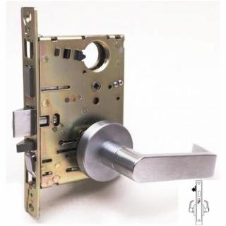Cal-Royal NM8465 Closet/Storeroom Mortise Lock with Deadbolt
