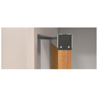 Pemko EGA305XGSS Door Top Weatherstrip, Fire Door Excessive Gap Solution