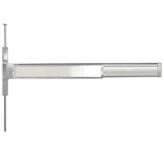 Cal-Royal GLSCVR9800 Series Grade 1 Narrow Stile Concealed Vertical Rod Exit Device