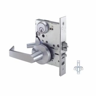 PDQ MR126 Passage Mortise Lockset