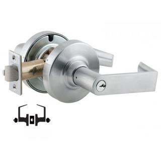 Schlage ND60PD Grade 1 Vestibule Lever Lock
