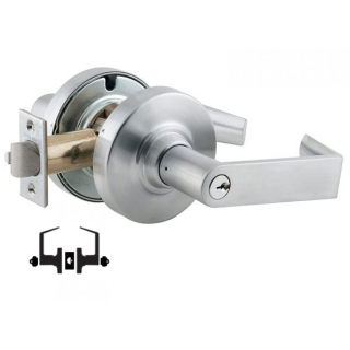Schlage ND66PD Grade 1 Store Lever Lock