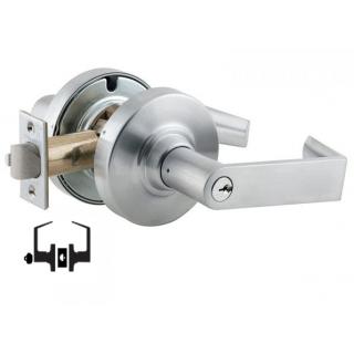 Schlage ND80PD Grade 1 Storeroom Lever Lock