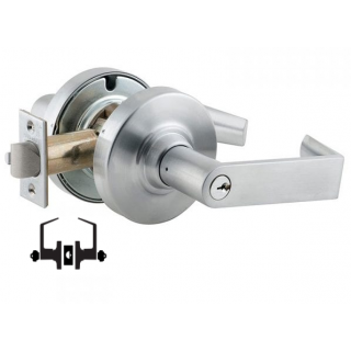 Schlage ND75PD Grade 1 Classroom Security Lever Lock