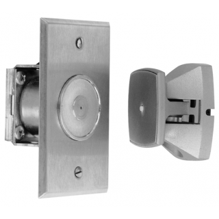 Rixson 990M Low Profile Electromagnetic Door Holder/Release - Wall Mounted