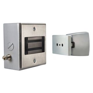 Rixson 9930M High Hold Electromagnetic Door Holder/Release - Floor Mounted