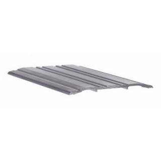 "Pemko 270A Saddle Threshold - 1/4"" x 4"" Mill Finish Aluminum"