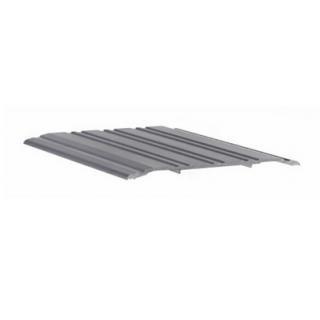 "Pemko 271D Saddle Threshold - 1/4"" x 5"" Dark Bronze Anodized Aluminum"