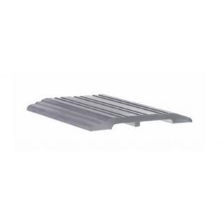 Pemko 1715A Heavy-Duty Saddle Threshold – 5″ Wide x 1/2″ High – Mill Finish Aluminum