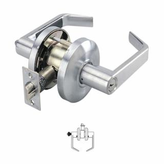 Cal-Royal Pioneer Series Grade 2 Storeroom Lever Lock
