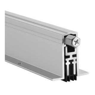 Pemko STC411APK Full Mortise Acoustic Automatic Door Bottom, Mill Aluminum Finish