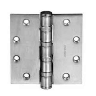 McKinney T4A3786 Five Knuckle Heavy Weight Full Mortise Hinge