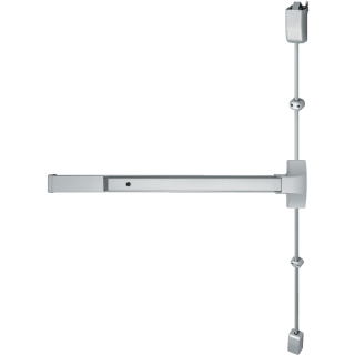 Cal-Royal T5000V Series Grade 2 Surface Vertical Rod Exit Device