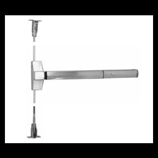 Yale 7120 Series Concealed Vertical Rod Exit Device