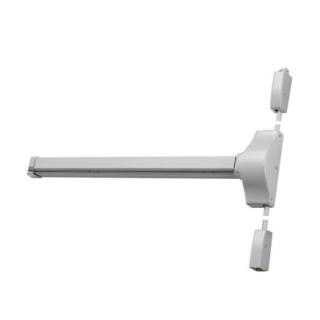 "Yale 1810 Surface Vertical Rod Exit Device 36"" x 84"" Door, Aluminum or Dark Bronze Finish"