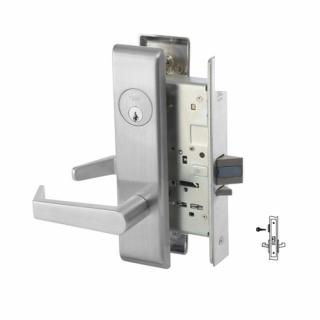 Yale 8805FL Storeroom Mortise Lever Lock