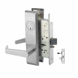 Yale 8829FL Closet Mortise Lever Lock