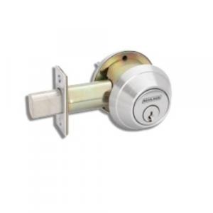 Schlage B660 Grade 1 Cylinder x Thumbturn Deadbolt