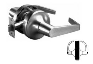 Yale 5302LN Grade 2 Privacy Door Lever