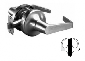 Yale 5303LN Grade 2 Patio Door Lever