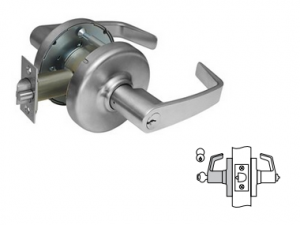 Corbin Russwin CL3351- D214 Entrance Lock For doors over 2