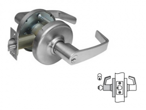 Corbin Russwin CL3357 - D214 Storeroom Lock  For doors 2