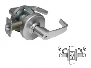 Corbin Russwin CL3362 Extra Heavy-Duty Communicating Lock