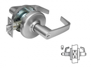 Corbin Russwin CL3561 Heavy-Duty Entrance Lever Lock