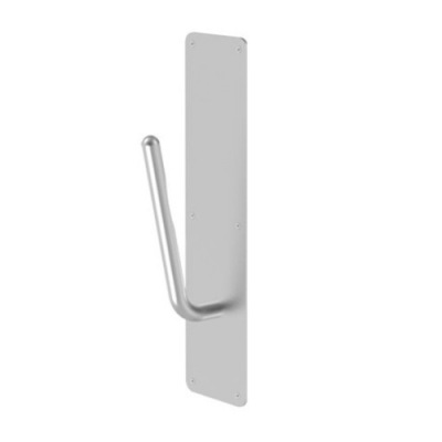 Rockwood AP1007 Hands-Free Notched Arm Pull with Plate