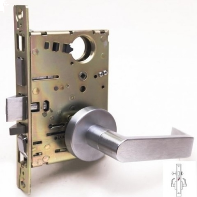 Cal-Royal NM8440 Privacy Mortise Lock with Deadbolt