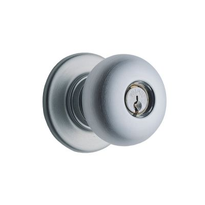 Schlage A79PD Grade 2 Communicating Knob Lock With Blank Plate