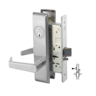 Yale 8860FL Room Door Mortise Lever Lock